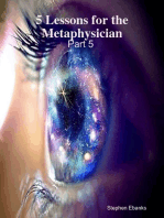 5 Lessons for the Metaphysician