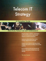 Telecom IT Strategy A Complete Guide