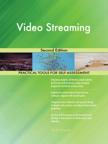 Video Streaming Second Edition
