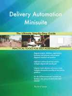 Delivery Automation Minisuite The Ultimate Step-By-Step Guide