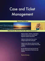 Case and Ticket Management Second Edition