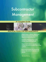 Subcontractor Management A Complete Guide