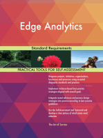 Edge Analytics Standard Requirements