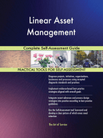 Linear Asset Management Complete Self-Assessment Guide