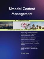 Bimodal Content Management A Complete Guide