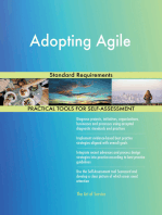 Adopting Agile Standard Requirements