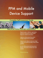 PPM and Mobile Device Support Complete Self-Assessment Guide
