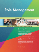 Role Management Second Edition