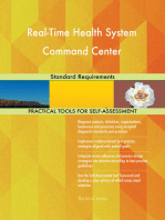 Real-Time Health System Command Center Standard Requirements