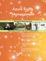 Azure Rights Management Standard Requirements