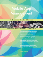 Mobile App Management A Clear and Concise Reference