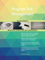 Program Risk Management Second Edition