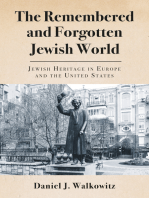 The Remembered and Forgotten Jewish World