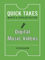 Digital Music Videos
