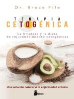 Terapia cetogénica