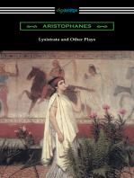 Lysistrata and Other Plays (Translated with Annotations by The Athenian Society)