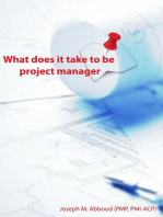 What Does It Take To Be a Project Manager