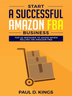 Start a Successful Amazon FBA Business