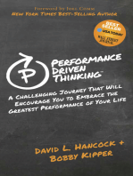 Performance Driven Thinking