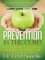 Prevention Is the Cure!