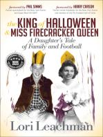 The King of Halloween & Miss Firecracker Queen