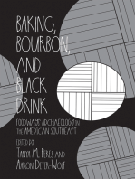 Baking, Bourbon, and Black Drink