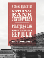 Reconstructing the National Bank Controversy