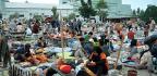 Tsunami Hits Indonesia, Leaving More Than 300 Dead