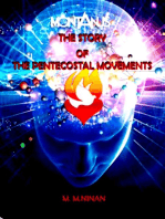 Montanus-The Story of the Pentecostal Movements
