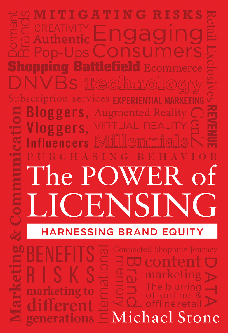 The Power of Licensing by Michael Stone - Book - Read Online Omnicom Granite
