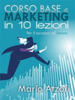 Corso base di marketing in 10 lezioni