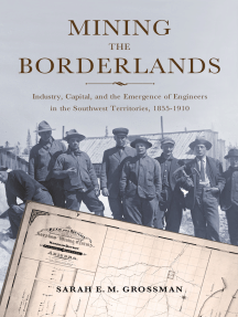 Mining the Borderlands: Industry, Capital, and the Emergence of Engineers in the Southwest Territories, 1855-1910