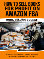 How To Sell Books For Profit on Amazon FBA (Bookselling Course)