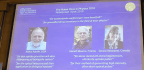 Scientists From U.S., Canada, France Split Nobel Prize In Physics For Laser Work