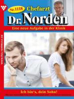 Chefarzt Dr. Norden 1118 – Arztroman