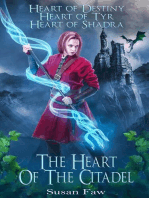 The Heart Of The Citadel Boxset (Books 1-3)