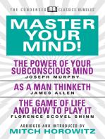Master Your Mind (Condensed Classics)