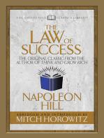 The Law of Success (Condensed Classics)