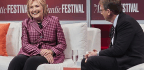 Hillary Clinton Laughs at Kavanaugh's Left-Wing-Conspiracy Claim