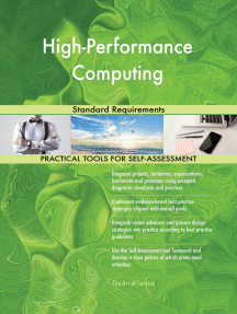 High-Performance Computing Standard Requirements
