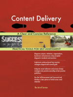Content Delivery A Clear and Concise Reference