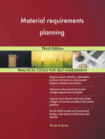 Material requirements planning Third Edition