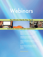 Webinars The Ultimate Step-By-Step Guide