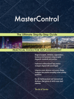 MasterControl The Ultimate Step-By-Step Guide