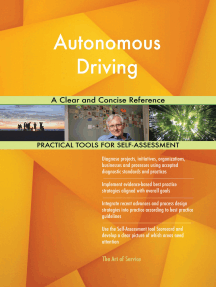 Autonomous Driving A Clear and Concise Reference