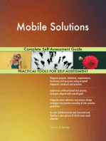 Mobile Solutions Complete Self-Assessment Guide