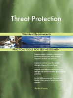 Threat Protection Standard Requirements