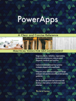 PowerApps A Clear and Concise Reference