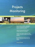 Projects Monitoring Third Edition