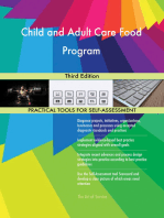 Child and Adult Care Food Program Third Edition